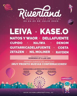 Poster Riverland