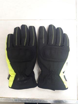 guantes moto Unic Polartec