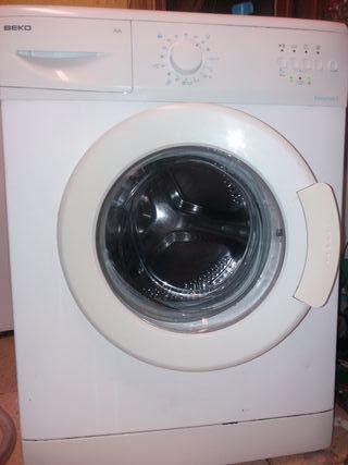 lavadora beko con transporte