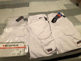 Pantalon trabajo reforzado