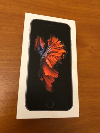 iPhone 6S 16 GB libre