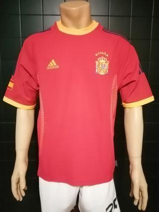 Camiseta M 2001 Selección España