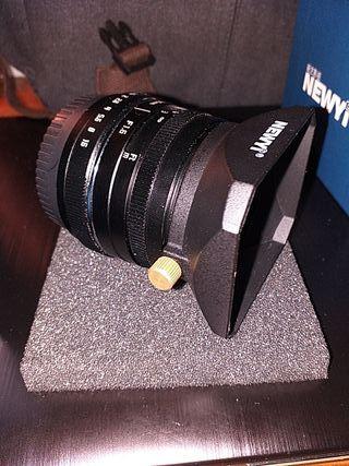 Objetivo 35mm Newyi FX
