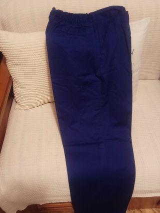 pantalones para trabajar multibolsillos