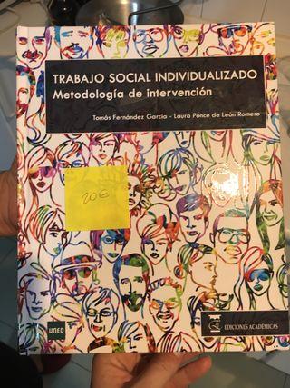 Trabajo social individualizado libro uned