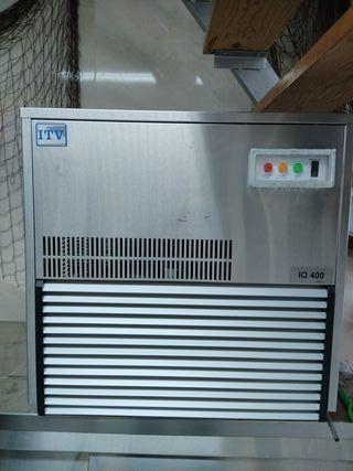 Maquina hielo ITV IQ 400