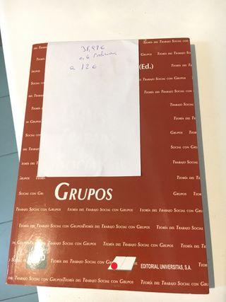 Libro teoría del trabajo social con grupos UNED
