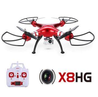 Drone: X8HG + recambios