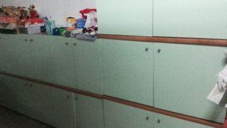 Mueble para almacén