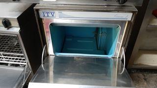 máquina de hielo ITV