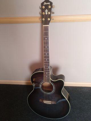 Guitarra electroacústica Ibanez AEL20-MGB