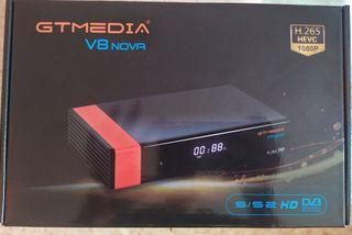 Decodificador gtmedia v8 nova VIRGEN