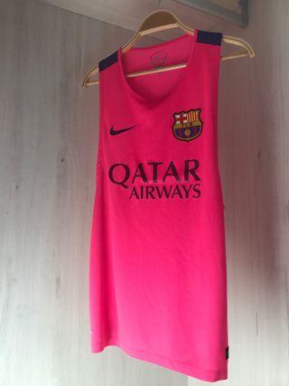 Camiseta entrenamiento barcelona