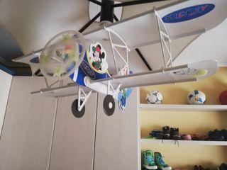 lámpara de avión