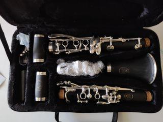 Clarinete en Bb NUEVO A ESTRENAR SML PARIS CL400
