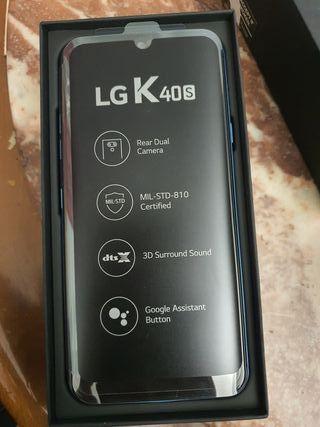 vendo LG40S NUEVO EN CAJA SIN USAR