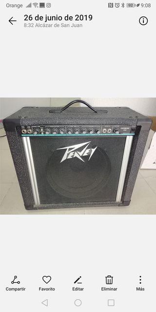 amplificador guitarra peavy 112 express