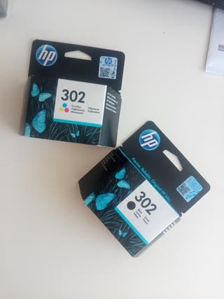 Cartuchos originales HP 302 NUEVOS