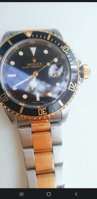 Rolex Submarine