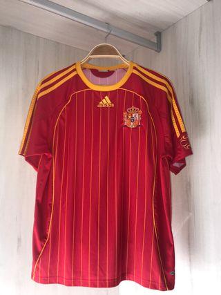 seleccion española mundial 2006