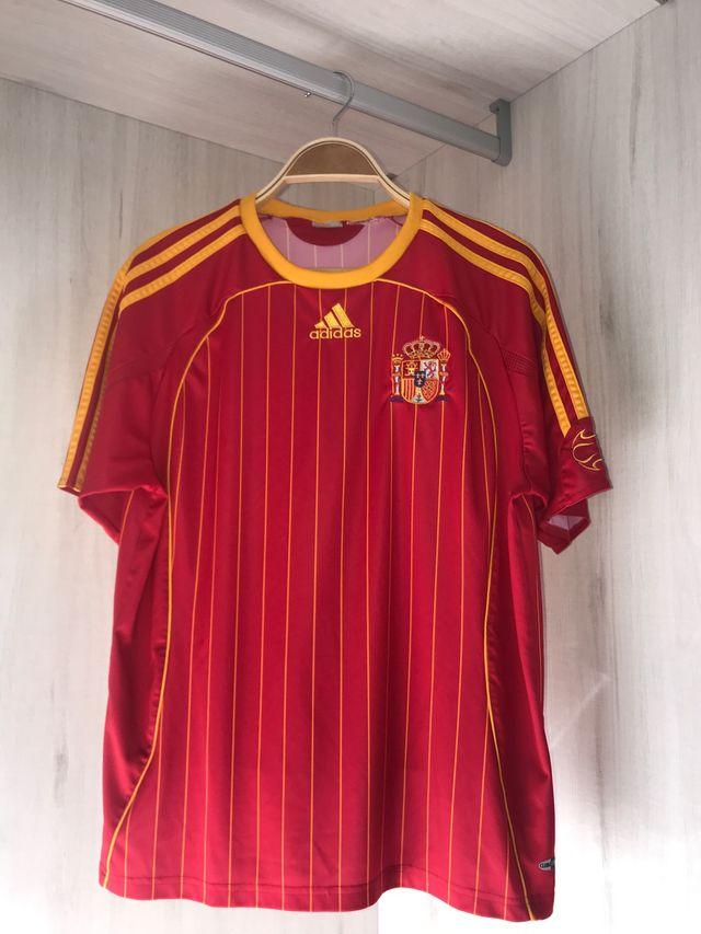 Camiseta seleccion española 2006