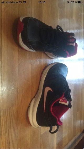 Deportivas Nike + Adidas Superstar