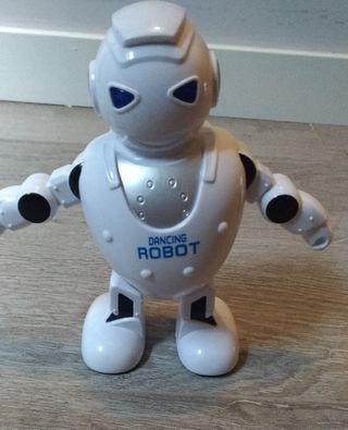 Robot bailarin. REBAJADO!