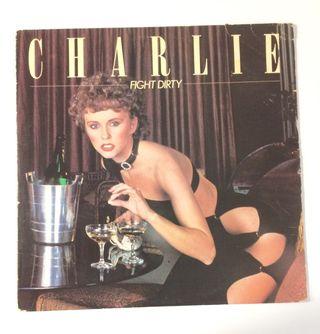 CHARLIE Flight dirty Disco Vinilo Lp
