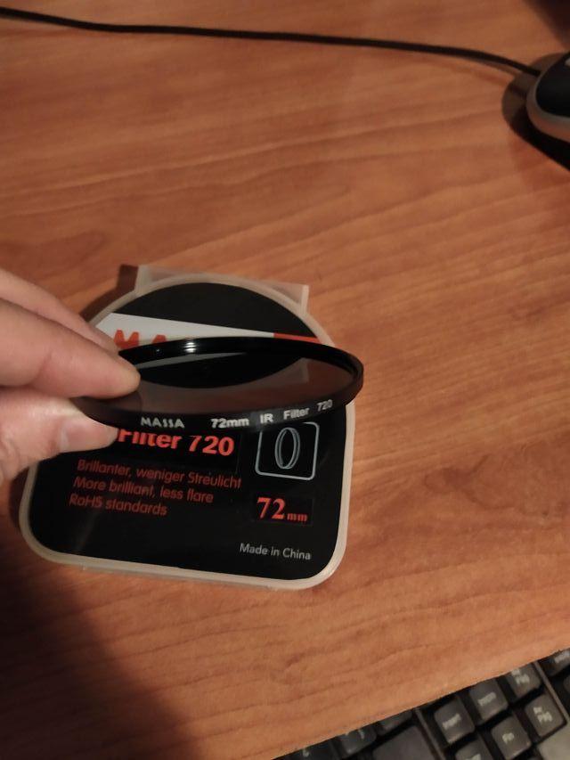 Filtro infrarrojo 720 de la marca MASSA