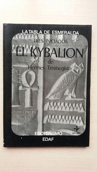 Libro El Kybalion. Hermes Trimegisto.