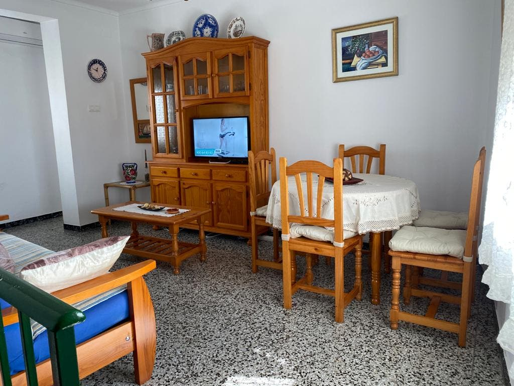 Casa de alquiler en Torrox pueblo 3 dormitorios (Torrox, Málaga)