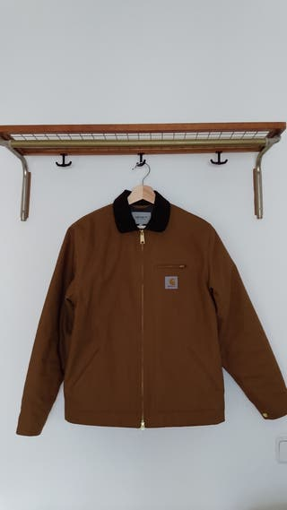 chaqueta hamilton brown carhartt small