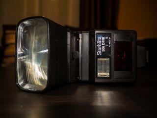 Flash Starblitz 300 DFNi para Nikon
