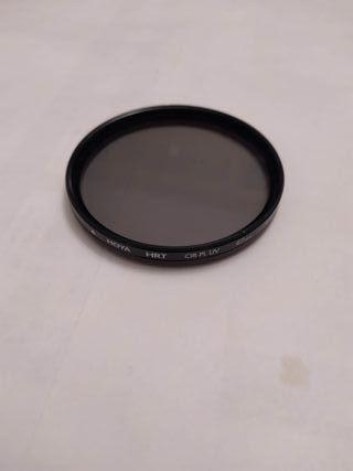 filtro fotografia HOYA HRT 67 MM CIR-PLC + UV
