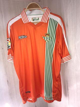 Camiseta Real Betis alternativa