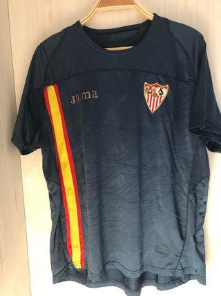 Camiseta sevilla uefa