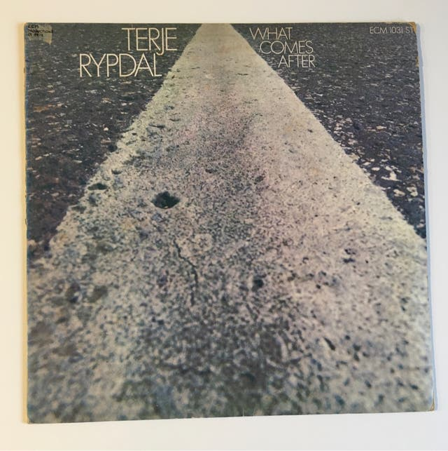 TERJE RYPDAL What comes after Disco Vinilo Lp