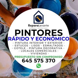 pintores en Torrevieja
