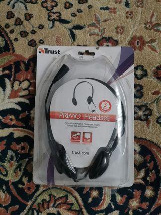auriculares con micrófono como nuevos!