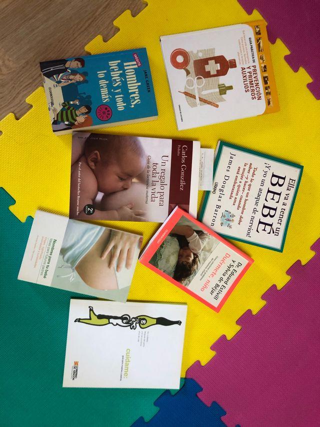 Libros carlos González Eduard estivill bebés