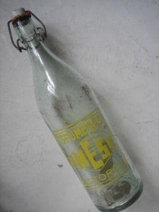 Botella Gaseosa Espumosos Umesa Astorga 1 litro