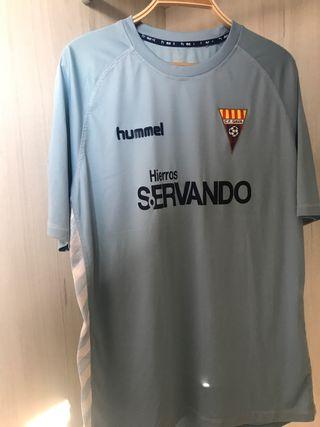 Camiseta cf gava