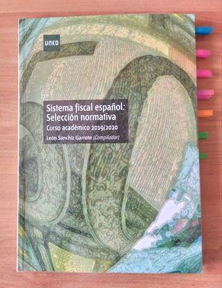 Sistema Fiscal Español: Selección Normativa. UNED