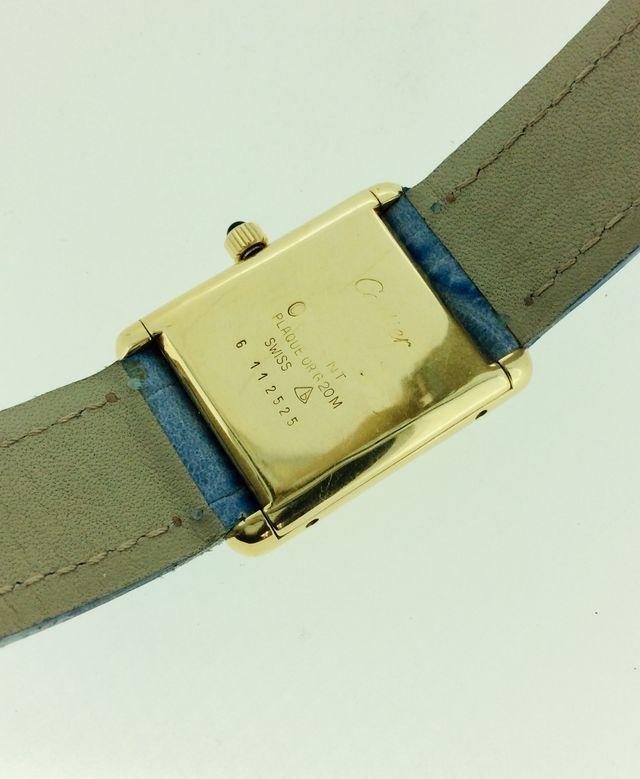 Cartier Must de Cartier / Lady - Cuerda Manual