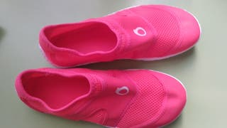 zapatillas acuáticas escarpines Subea