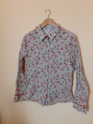 Camisa flores LLOYD'S Talla 46
