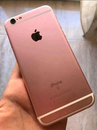 iPhone 6S 64Gb rosa libre