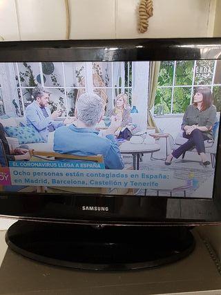 Televisor Samsung con TDT