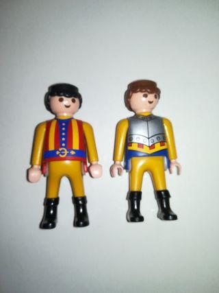 Playmobil soldados