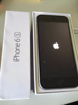iPhone 6S 128Gb libre impecable